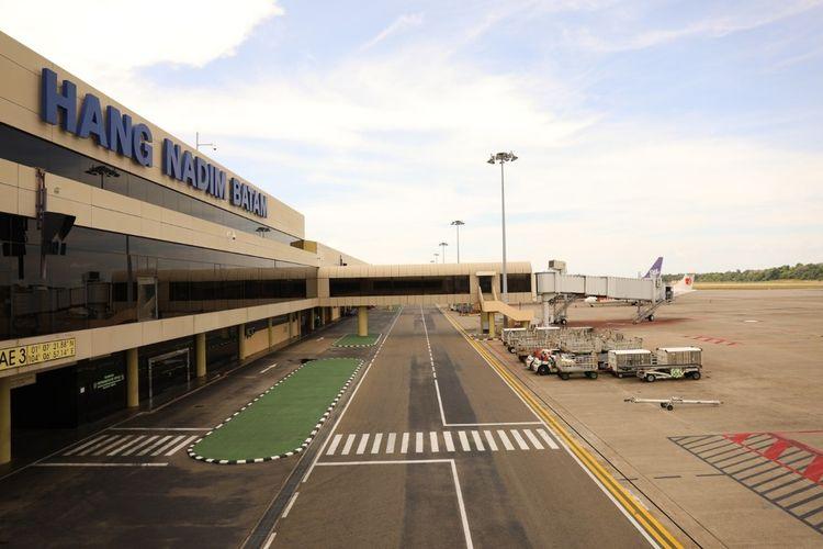 Bandara Hang Nadim di Batam.