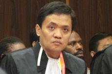 Ditagih Janji Terjun dari Monas, Habiburokhman