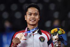 Ridwan Kamil Beri Bonus Rp 500 Juta untuk Anthony Ginting dan Windy Cantika Aisah