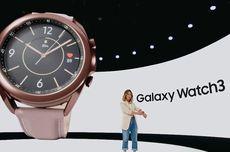 Samsung Galaxy Watch 3 Resmi dengan