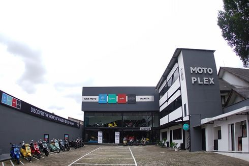 Bernuansa Premium, Dealer Terbaru Piaggio Kental Cita Rasa Khas Negeri Piza