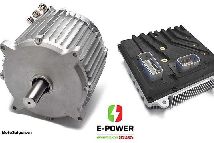 Motor listrik Energica