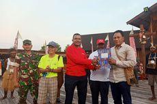 Masyarakat Asmat Berikan Aspirasi soal Provinsi Baru kepada Anggota DPR