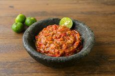 Resep Sambal Tomat, Santap dengan Ikan atau Ayam Bakar