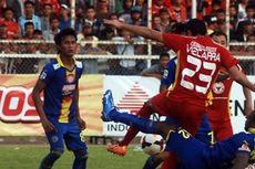 Lawan Sriwijaya FC, Semen Padang Tanpa Vizcarra