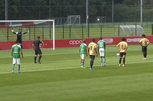 VIDEO - Gol Akrobatik dan Penalti Bagus Kahfi yang Bawa Jong Utrecht Menang Telak