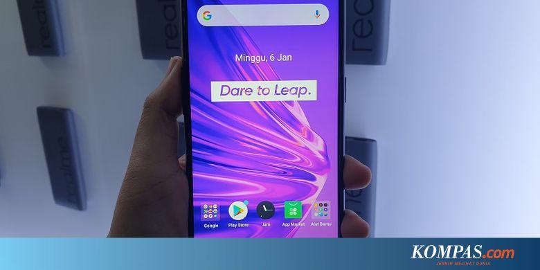 Realme 6 dan Realme 6 Pro Meluncur 5 Maret thumbnail