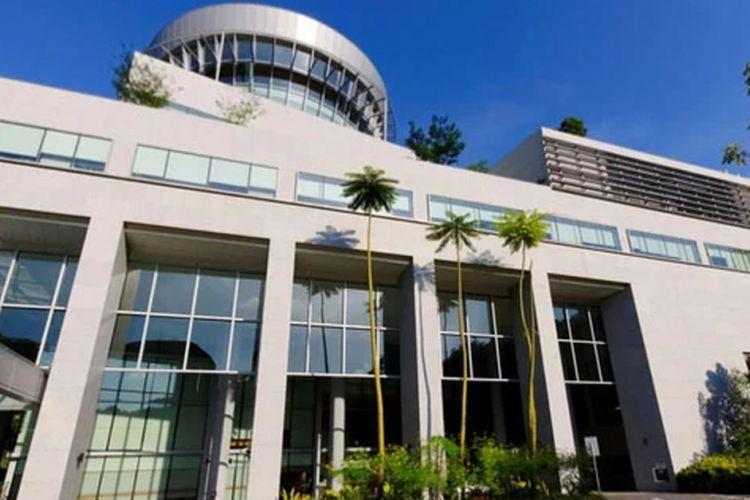 10 Top Universitas Asia: NUS