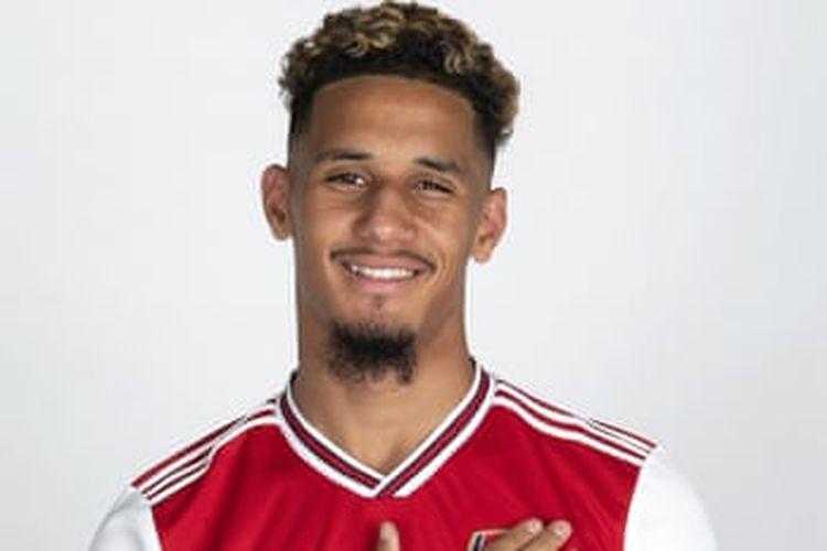 Pemain baru Arsenal, William Saliba.