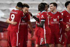 Klasemen Liga Inggris - Liverpool Pepet Tottenham, Duo Manchester Bertukar Posisi