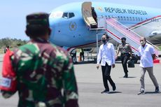 Jokowi: Labuan Bajo Harus Betul-betul Menjadi Kawasan Premium