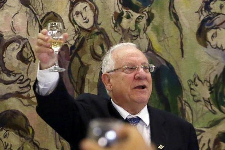 Presiden Israel Reuven Rivlin.