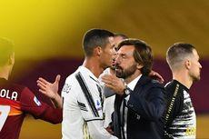 Dua Keahlian Cristiano Ronaldo Saat Selamatkan Juventus yang Buat Andrea Pirlo Kagum