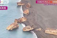 Puluhan Kapal Hantu Jepang yang Tenggelam dalam Perang Dunia II Terangkat ke Permukaan