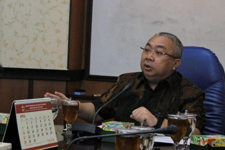 Anggota Komisi E DPRD Jateng, Yudi Indras Wiendarto