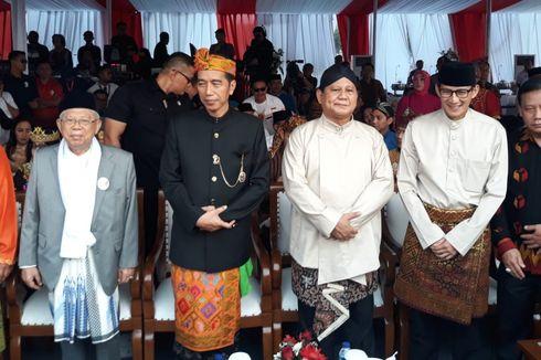 Catatan bagi Jokowi dan Prabowo untuk Debat Pertama Pilpres 2019