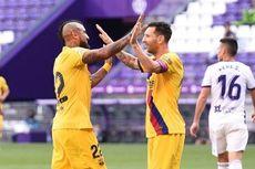 Pelatih Barcelona Akui Ketergantungan Terhadap Lionel Messi