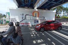 Akhirnya Pemenang Lomba Mural Gejayan Memanggil Diumumkan, Karya di Jembatan Kewek Yogya Dapat Penghargaan