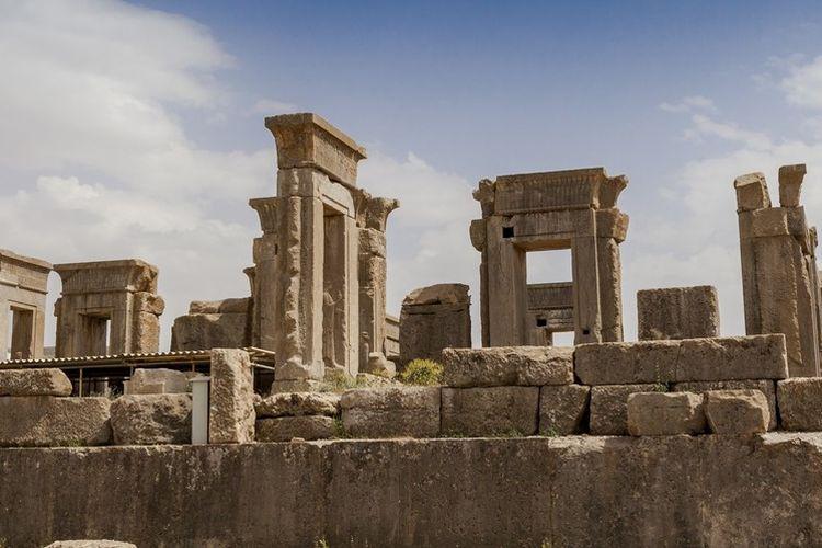 Persepolis di Iran.
