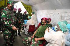 KSAL: Prajurit Satuan Tempur Jadi Prioritas Penerima Vaksin Covid-19