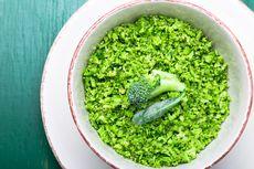Cara Membuat Nasi dari Brokoli, Pengganti Nasi yang Lebih Sehat