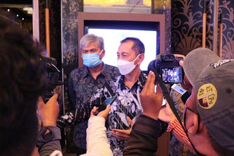 DIrektur Jenderal Penataan Ruang Kementerian ATR/BPN Abdul Kamarzuki