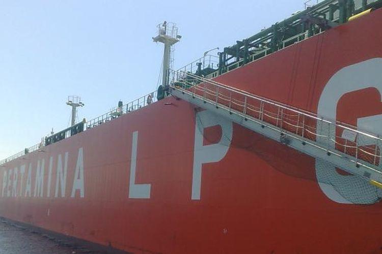 Kapal Pertamina LPG 2
