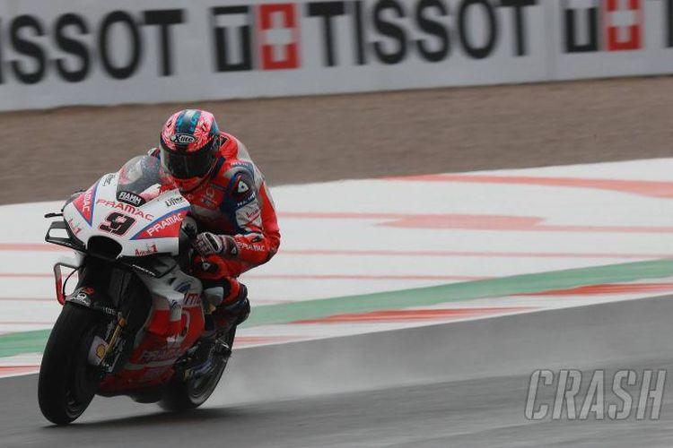 Danilo Petrucci MotoGP Valencia
