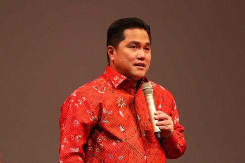 Demi Penanggulangan Corona, Erick Thohir Tak Berikan THR Bos-bos BUMN