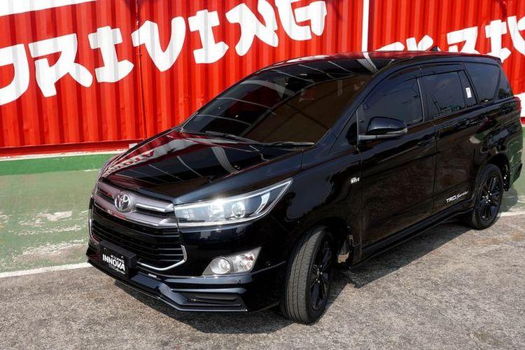 Toyota Innova TRD Sportivo Limited.
