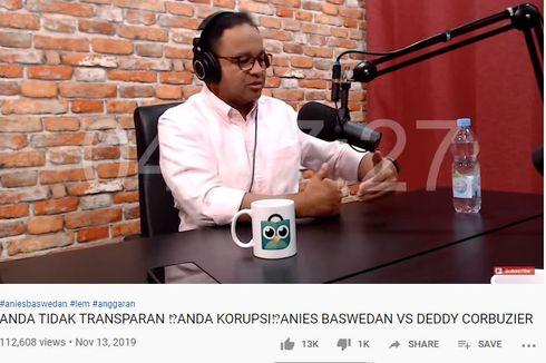 Temuan Anggaran Janggal DKI, Anies: Saya Tidak Bersalah
