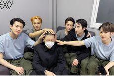 EXO Akhirnya Unggah Foto Bareng Chanyeol Sebelum Berangkat Wamil