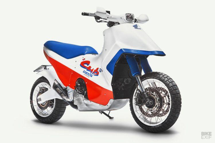 Honda X-ADV modifikasi