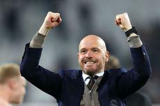 Tottenham Vs Ajax, Ten Hag Sebut Timnya Seperti Singa Petarung