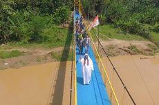 UAE Builds Suspension Bridge in Indonesia's Rural Area