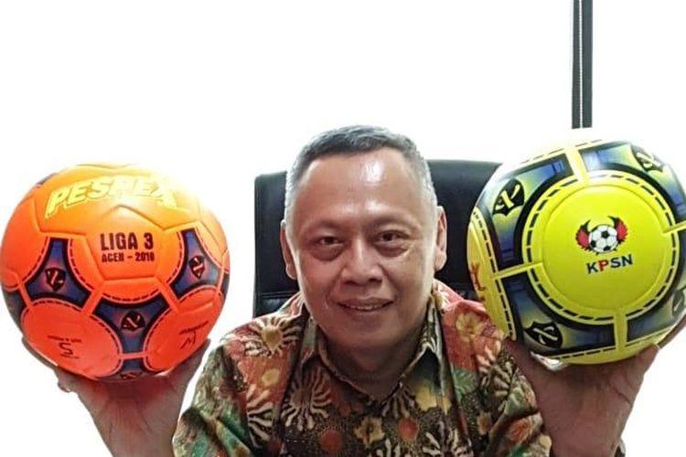 Ketua KPSN, Suhendra Hadikuntono.