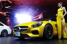 Mercedes-AMG GT S Unjuk Gigi di Bangkok