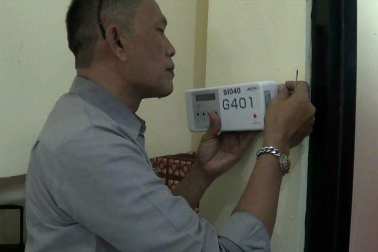 Pemasangan Alat Pendeteksi Gempa Oleh BMKG di Kepulauan Seribu