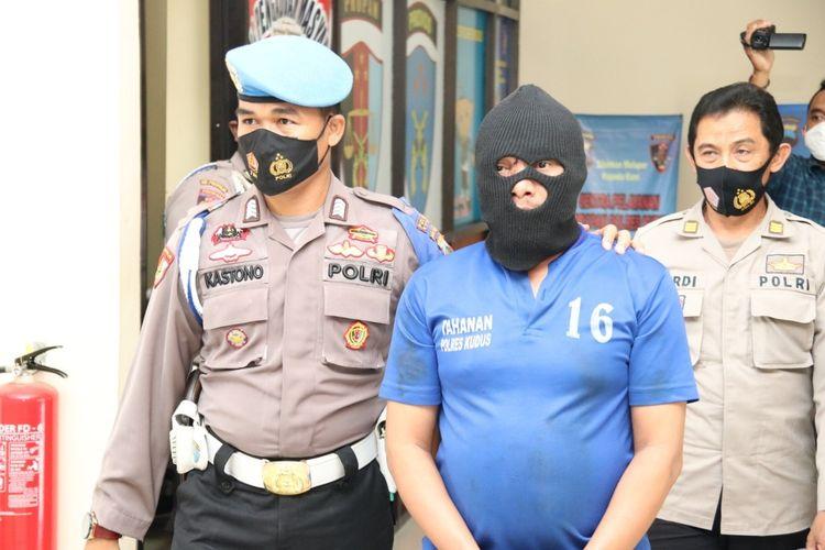 Penyesalan Kiswanto Usai Bunuh Teman SD yang Juga Selingkuhannya, Tunggui Jasad Korban Berjam-jam