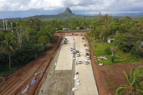 Pemerintah Pastikan Proyek Tol Lubuk Linggau-Bengkulu Berjalan Lancar