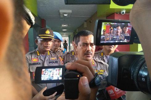 Dua Terduga Teroris Kasus Bom Medan Menyerahkan Diri ke Polsek Hamparan Perak