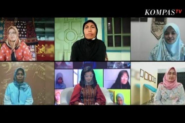 5 sosok perempuan Indonesia yang menjadi penggebrak di daerahnya masing-masing.