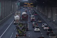 Ada Relokasi VMS, Jasa Marga Lakukan Buka Tutup Jalan Tol Jakarta-Cikampek