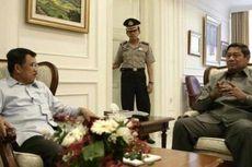 Jusuf Kalla dan SBY Beda Pendapat soal