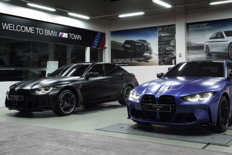 BMW M3 dan M4 Individual