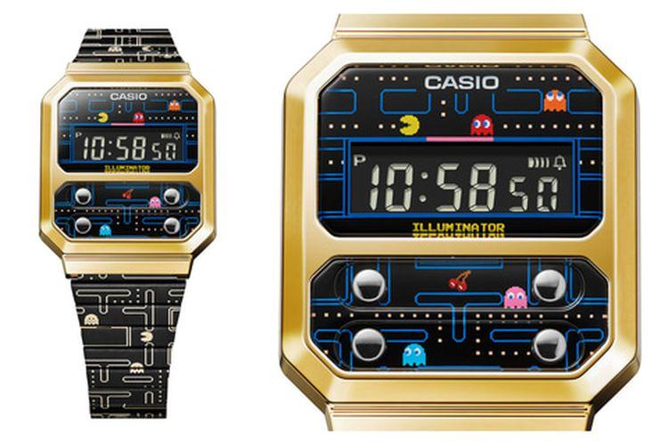 Casio A100WEPC Pac-Man Edition