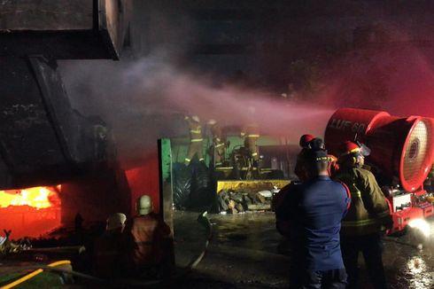 Pemprov DKI Klaim Frekuensi Kebakaran di Jakarta Turun berkat Sosialisasi lewat Pengeras Suara Masjid