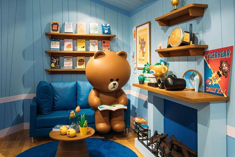 Brown Room Bear