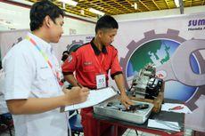 AHM Gandeng 60 SMK Vokasi di Sumatera