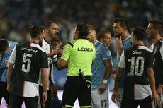 Juventus Vs Lazio, Kemenangan Kedua Elang Ibu Kota Lebih Manis
